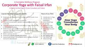 YOGA | Pilates with Britain Certified Trainer in Islamabad
