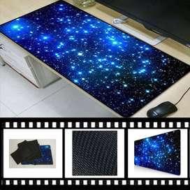 Gaming MousePad Mousepad XL Desk Mat Motif Starlight 300mmx600mm