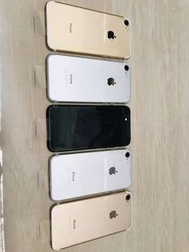 DEAL on brand new iPhone 7 128gb with seal with bill and warranty