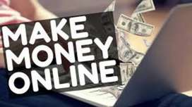 Online without investment work