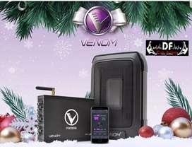 Paket Processor Venom dan Sub aktif Venom [ DF Car Audio]
