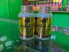 Teripang laut herbal sea cucumber 250ml gamat jelli jelly gold