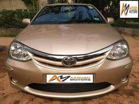 Toyota Etios G, 2012, Petrol