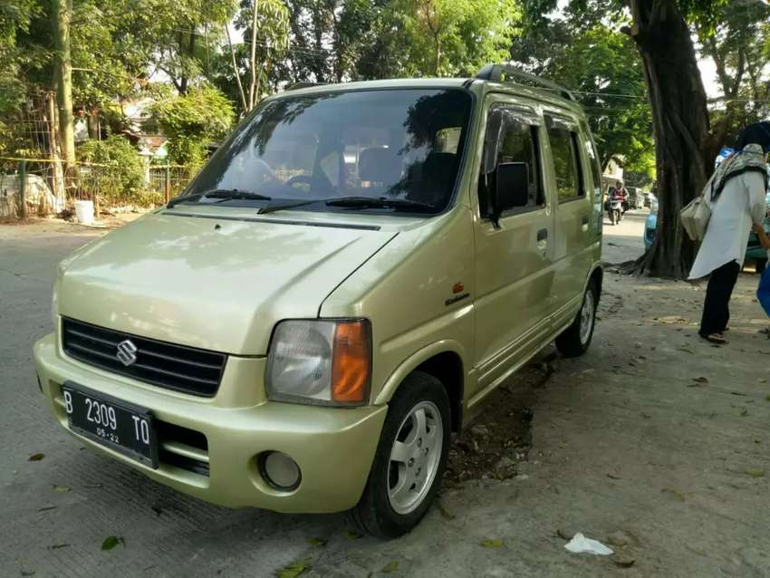 Suzuki Karimun DX2002 0