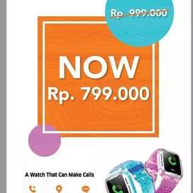 Promoo Jam anak terbaru dan hitzzz Imoo watchphone y1