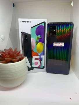 Samsung a51 8/128