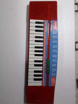 Casio Sa 21 RED COULUR