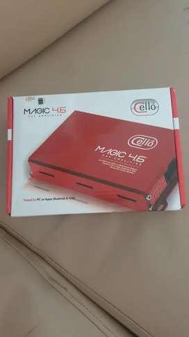 CELLO DSP MAGIC 4.6 PROCESSOR AUDIO