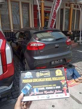 maksimalkan KESTABILAN mobil agar Anti Guncang dg psang BALANCE DAMPER