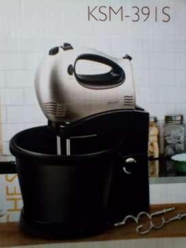 mixer kirin ksm 391s mixer standing