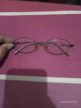 Kacamata UC2 Titanium Original