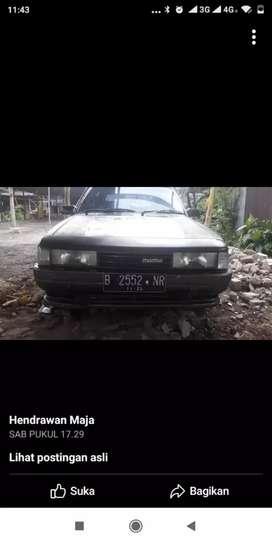 Mazda tahub mr91