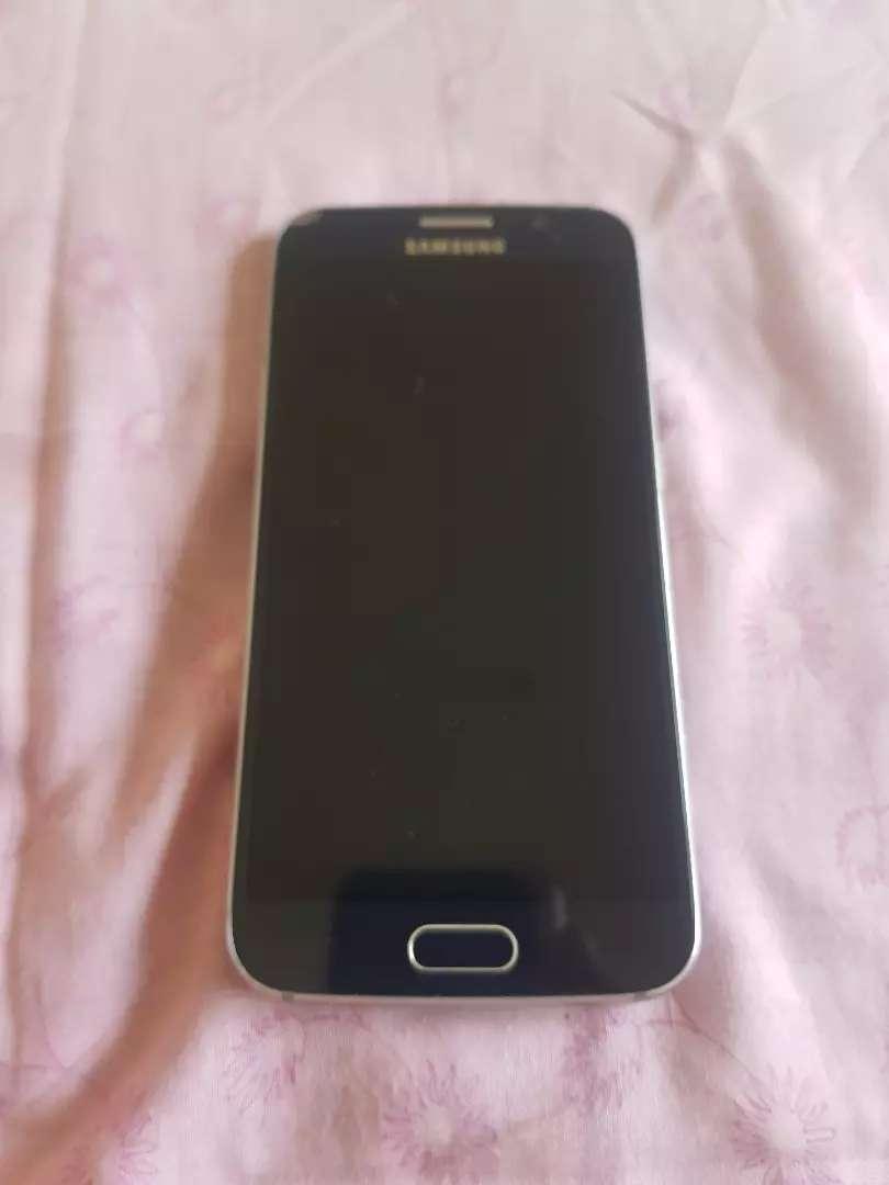 Galaxy S6 flat ram 3/32gb segel mulus no minus batangan halal 0