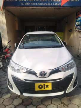 Toyota Yaris 1.5 Push Start Already bank leased