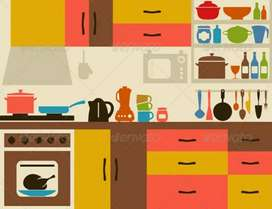 Cook Required for Home