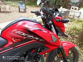 Honda hornet 2018 model good condition bike for sale