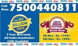 Saxophone Tata Sky Best offer - All India Service