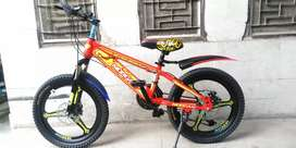 Brand New Medium Size Mountain bike for 6 to 11 year age