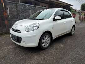 March 1,2 matic 2013 white TOP credit merapat