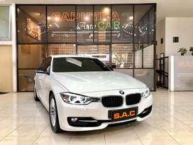 BMW 320i F30 2.0 Turbo, km 12rb, 2014, SAC