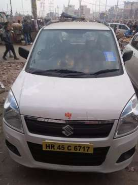Maruti WagonR cng company fitted