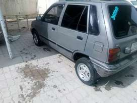 Mehran final 1.30 lakh ki dani hy urgent sale need money