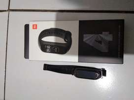Xiaomi Band 4 Free Strap Stainless Steel Hitam