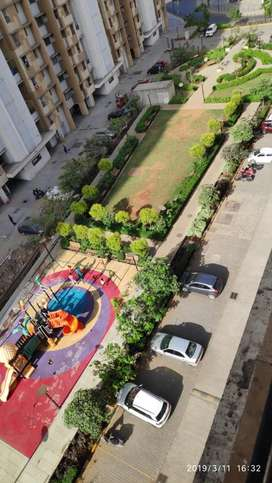1+1 bhk jodi flat with balcony available for sale at lodha palava