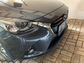 Mazda 2 Skyactive GT 2016 Km sangat rendah. Mulus. Mewah.