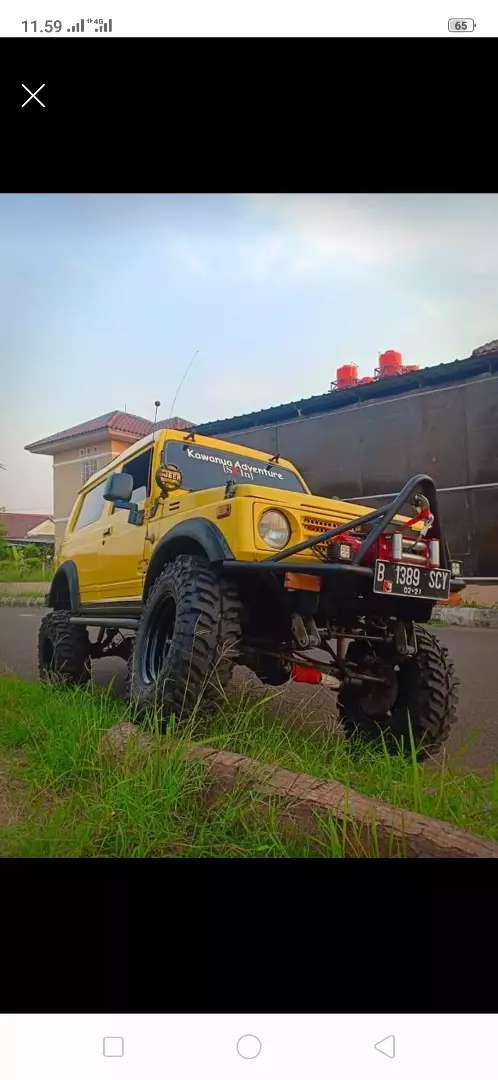 Jimny long 1991 0