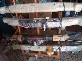 Jual Towing Bar belakang | Bumper Pelindung Benturan