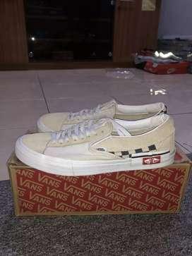 Vans Cut n Paste Cap Checker Original