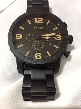 FOSSIL NATE SERIES WATCH JR