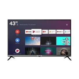 Tv Android Changong 43 Inci Bisa Cicilan Tanpa Kartu Kredit Dp 390.000