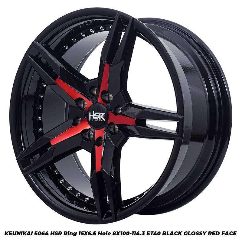 Velg Mobil Vios, Nissan March dll R15 HSR KAMIKAZE    Velg Mobil R15 0