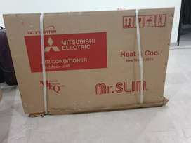 New Imported Mitsubishi 1.5 ton dc inverter heat and cool