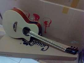 Gitar akustik apx mepel new elektrik