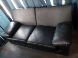 Leather Sofa Black Luxury and to much Soft