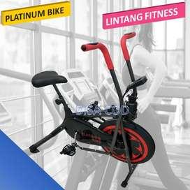 Sepeda statis Platinum Bike Harga Murah
