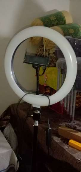 Tiktok ringlight for sale good condition