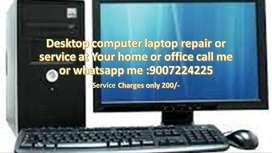 Computer Service at your Doorstep (Only Howrah, Kolkata)