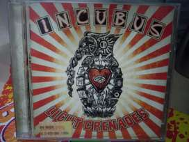 cd incubus - light grenades