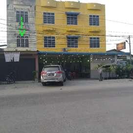 3 unit Ruko Murah daerah Ringroad Sunggal Medan