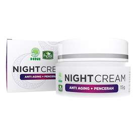 Beauty Night Cream Original HNI-HPAI