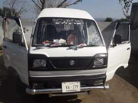 Carry bolan2012 model Islamabad number 8.50 L