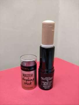 Maybeline Strobing Stick Nude   Guardian Eyeshadow Applicator   Free E