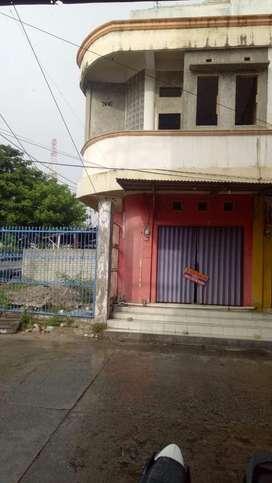 Ruko di Kompleks pertokoan Hassanudin