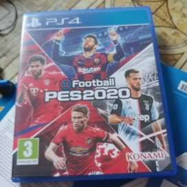 Pes 2020 PS4, Used