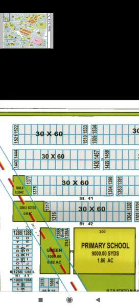 7 Marla plot for Sale in I-14/2