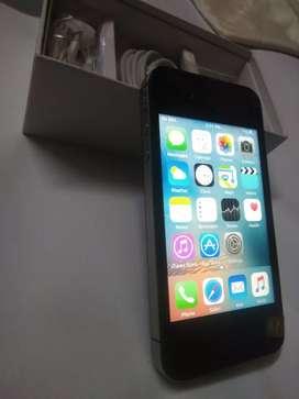 Refurbished I phone 4s 16gb Metalic chrome